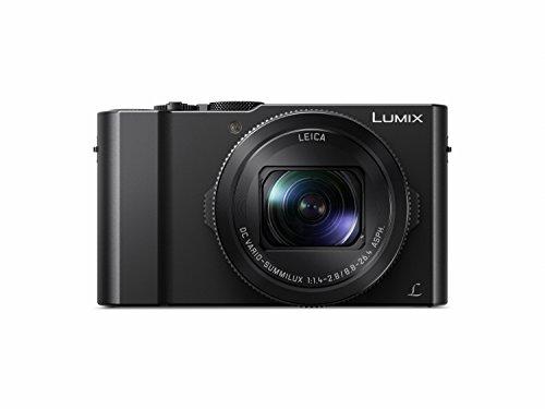 Panasonic Lumix LX15 - Cámara digital compacta de 20,1 Mpx