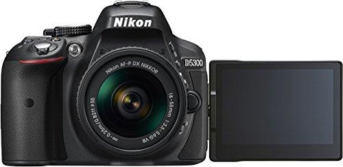 Nikon D5300 Kit con objetivo AF-P 18-55mm