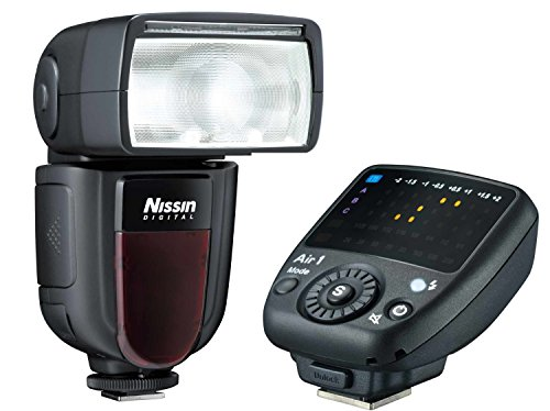 Nissin Di700A + Commander Air 1 - Flash (AA), para Canon