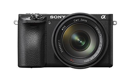 Sony Alpha 6500 - Cámara digital sin espejos de 24.2Mpx