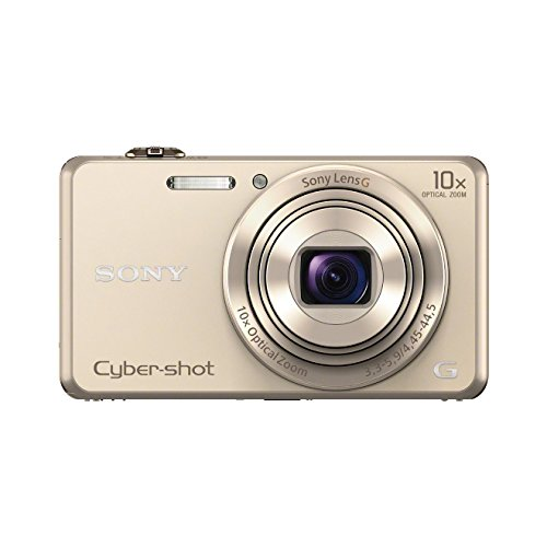 Cyber-shot WX220  - Cámara digital compacta de 18.2 Mpx