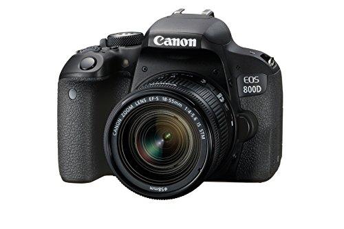 Canon EOS 800D - Cámara de fotos Réflex de 24.2 Mpx