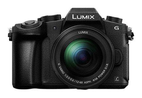 Panasonic Lumix G80 - Cámara digital de 16Mpx