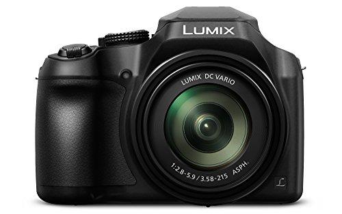 Panasonic Lumix DC-FZ82EG-K - Cámara digital con sensor MOS 18.1 Mpx