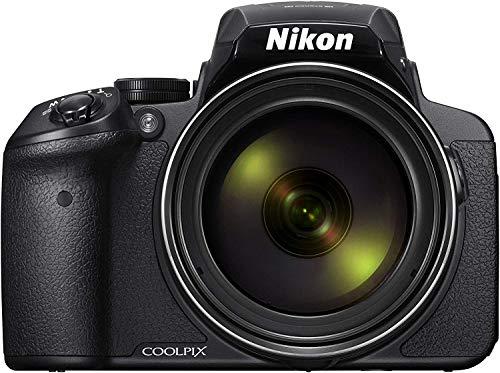 Nikon Coolpix P900 - Cámara digital de 16 Mpx y zoom óptico 83x
