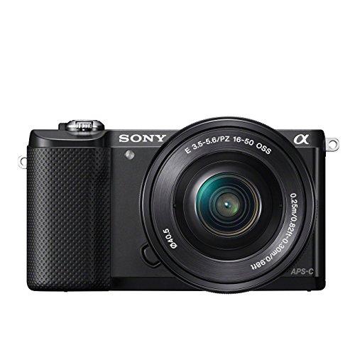 Sony A5000 - Cámara réflex digital de 20.1 MPx